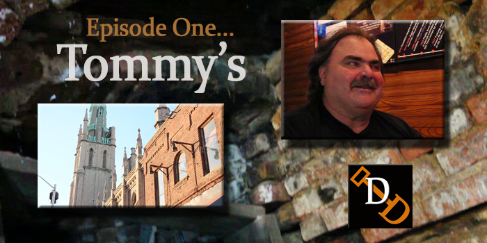 Watch Episode 1:  Tommy's