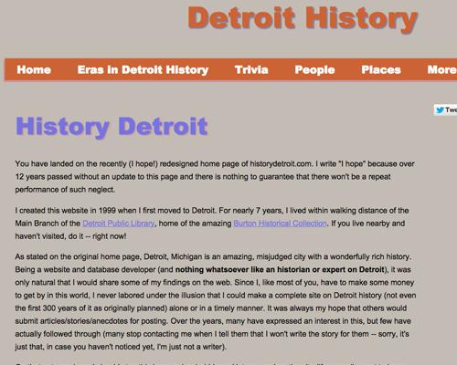 HistoryDetroit