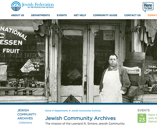 JewishCommunityArchives