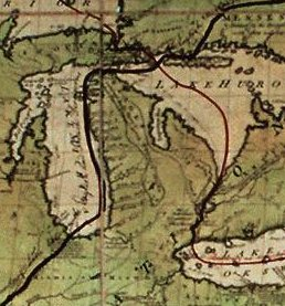 Mitchell_map_michigan
