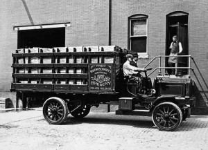 American Brewery - 1917