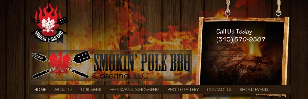 SmokinPole Website