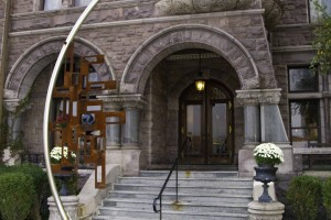Whitney Entrance
