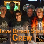 January 30th Trivia Night!  Last Call for Free T-Shirts, Fun Detroit Trivia at Detroit's Historic Two Way Inn