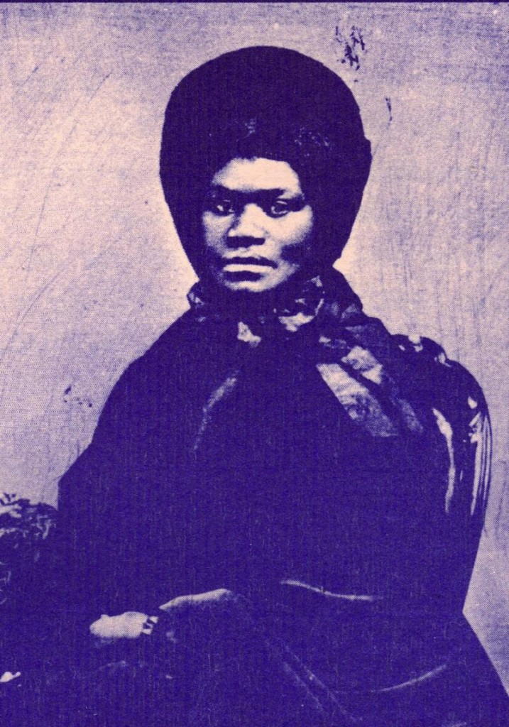 Elizabeth Denison Forth, former slave and Detroit landowner and philanthropist