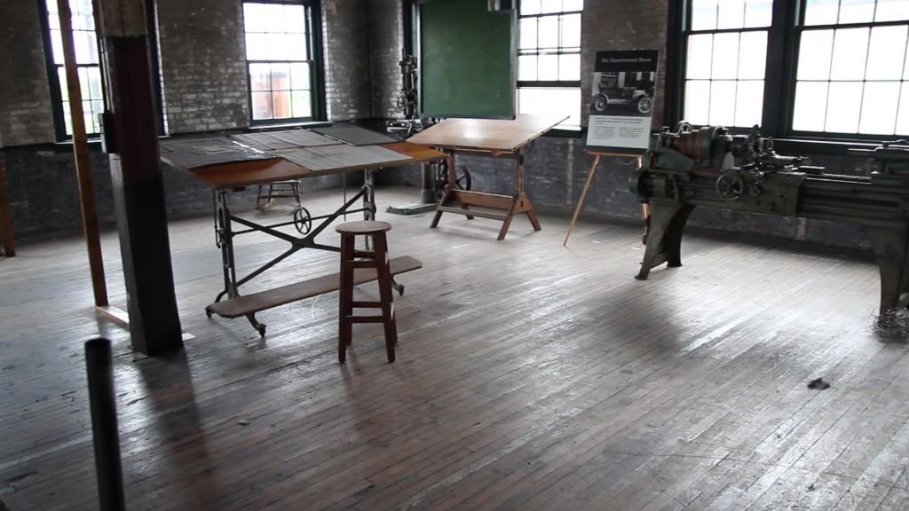 Experimental Room