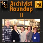 New Podcast!  Archivist Roundup 2 – Detroit's Jewish History